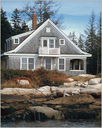 Maine cottage 1