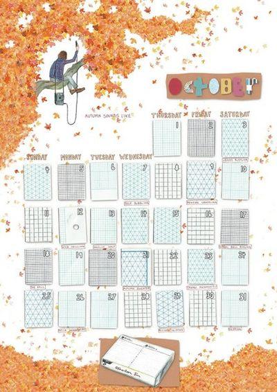 Atherton calendar