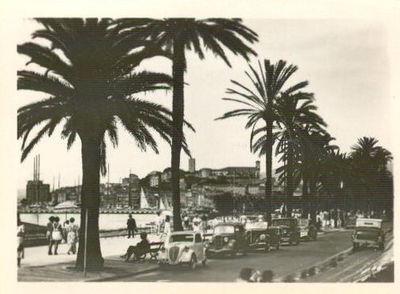 Vintage postcard cannes 5