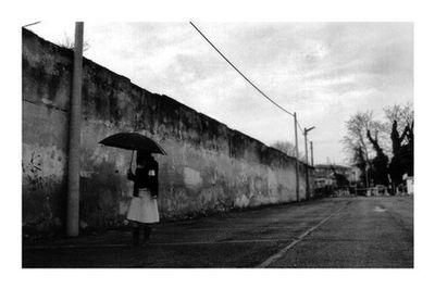 Umbrella girl 3