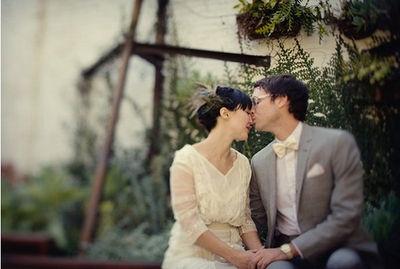 Chenin boutwell vintage wedding dress