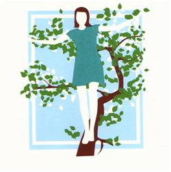 Etui tree stand