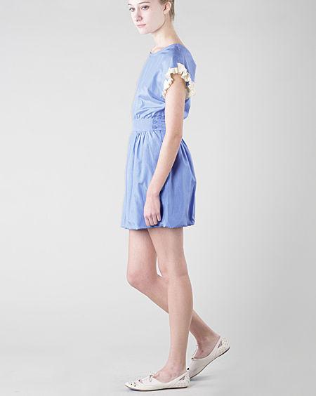 Blue dress sz
