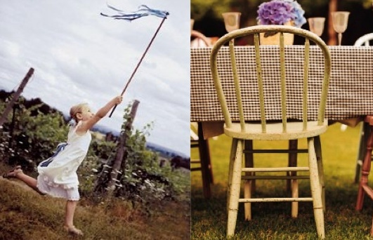 Country living tumbleweed wedding debra mcclinton