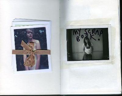 Chloe scrapbook