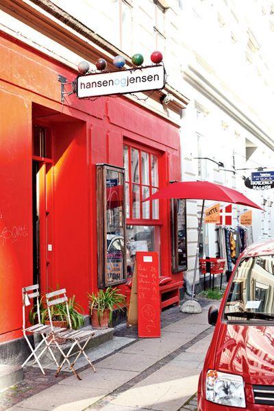 Store front copenhagen