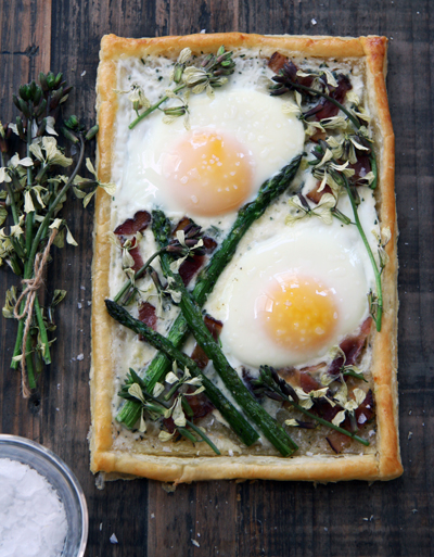 Breakfast-tart