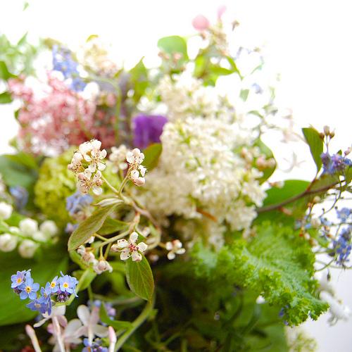 English flower arrangement 1