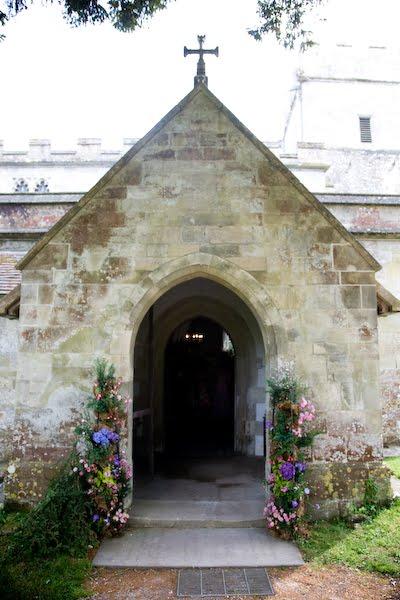 Church flowers2