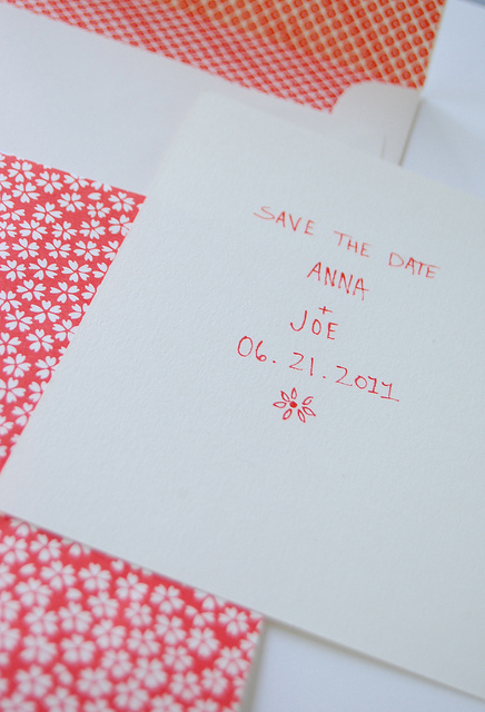 Origami-save-the-date