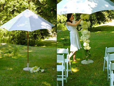 Flower umbrella 4