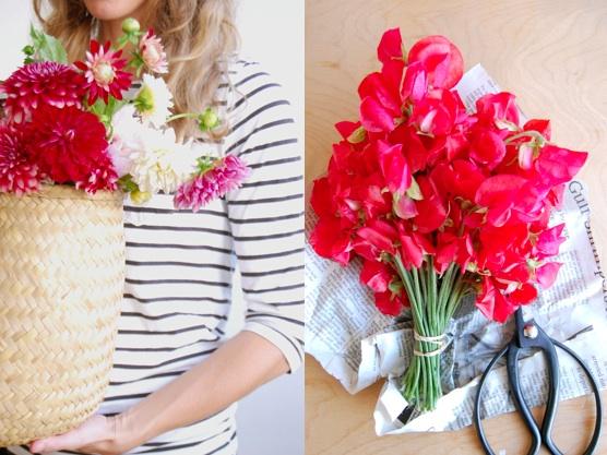 Farmers-market-bridal-bouquet