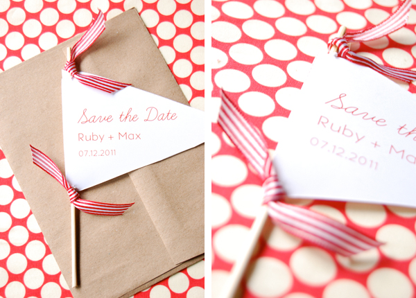 Save-date-flag-brown-envelope