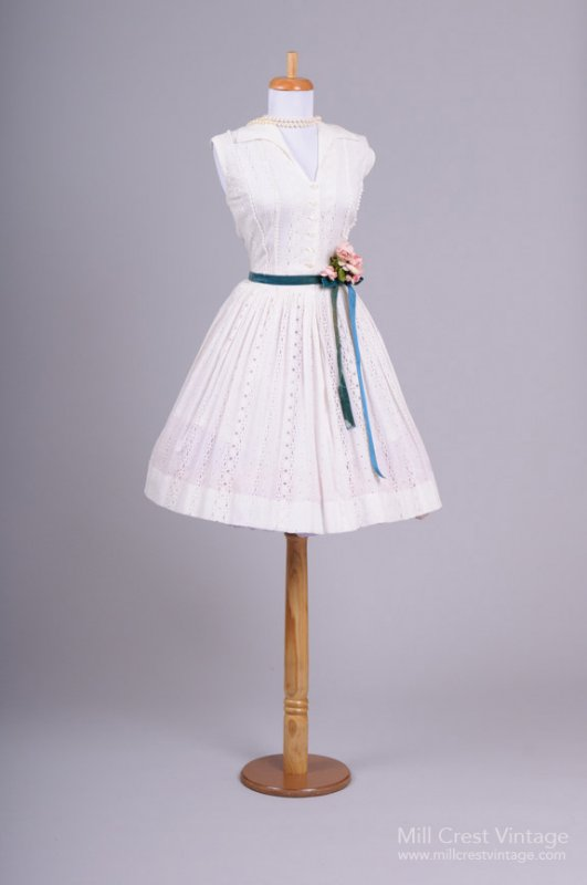 Vintage dress 2