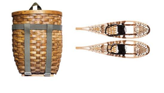 Basket-pack