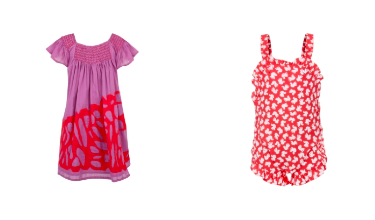 Designer childrens clothing