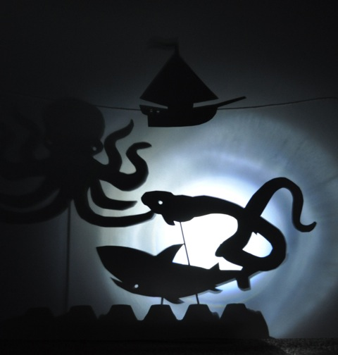Shadow puppet 1
