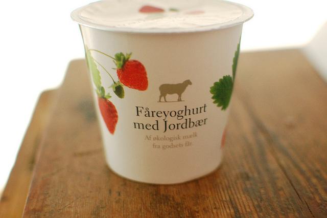 Swedish yogurt