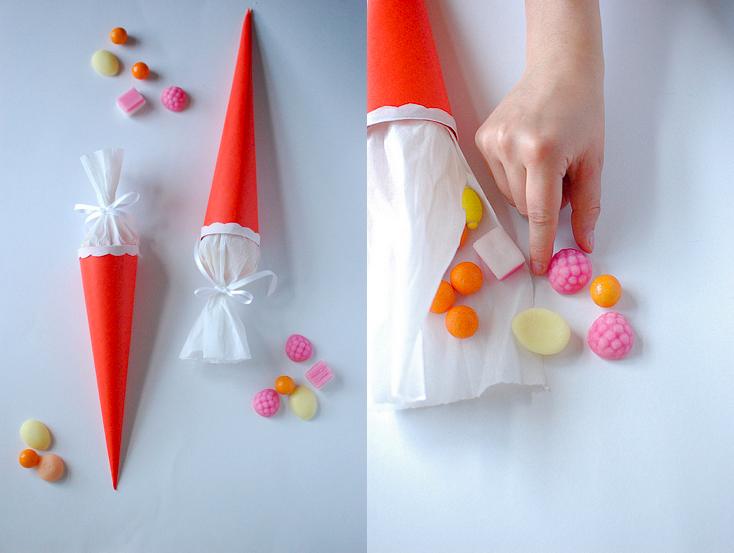 Kinder cones