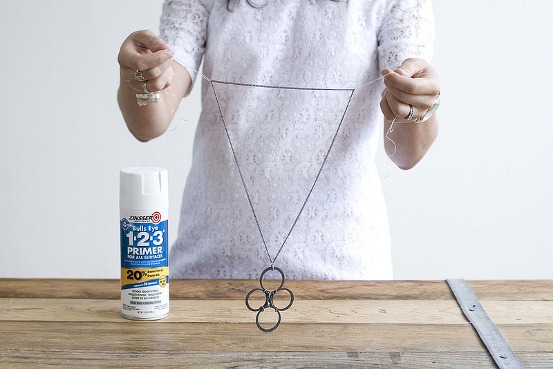 Make your own necklace summer