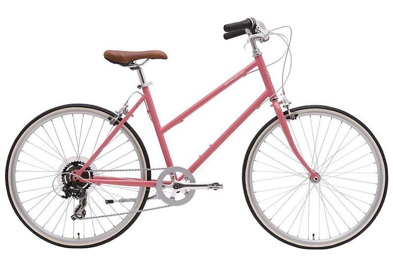 Pink bicycle tokyo bike