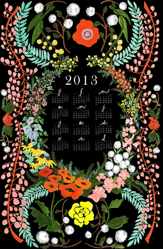 House that lars built calendar