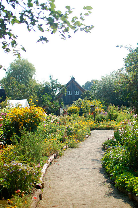 Spreewald-garden