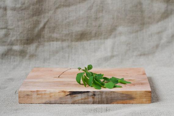 Woodland cutting board