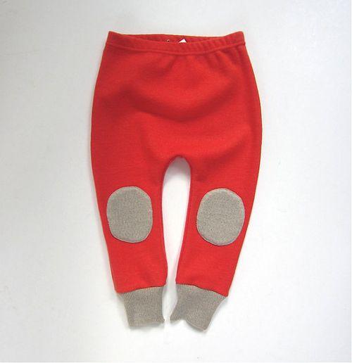 Merino wool leggings