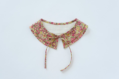 Floral-collar