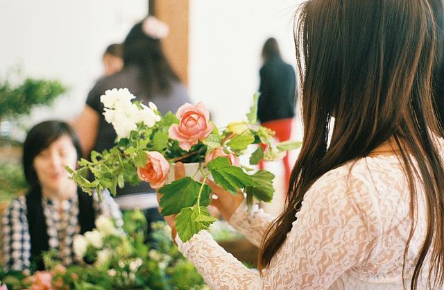 Flower class 8