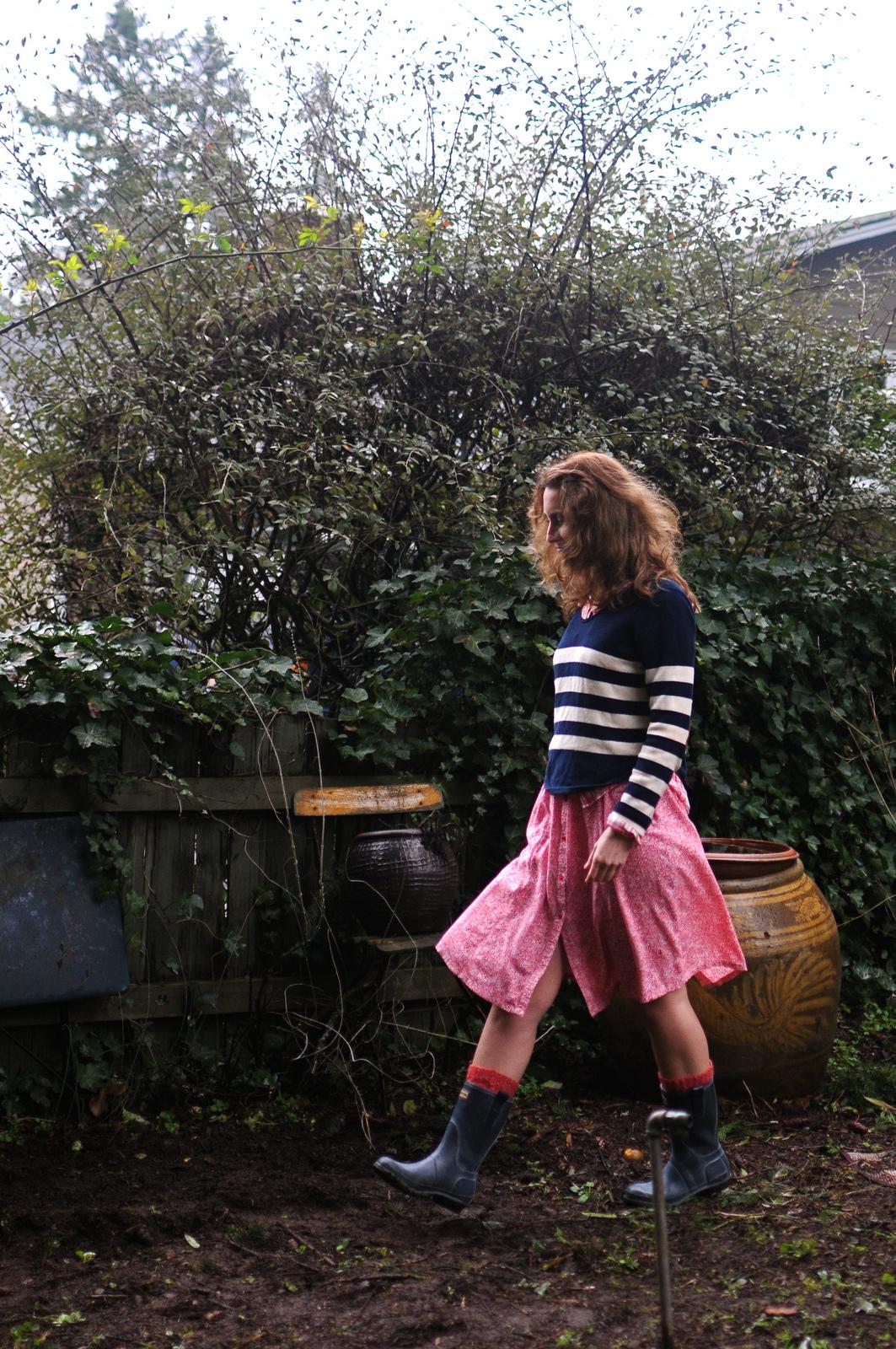 garden frolic march