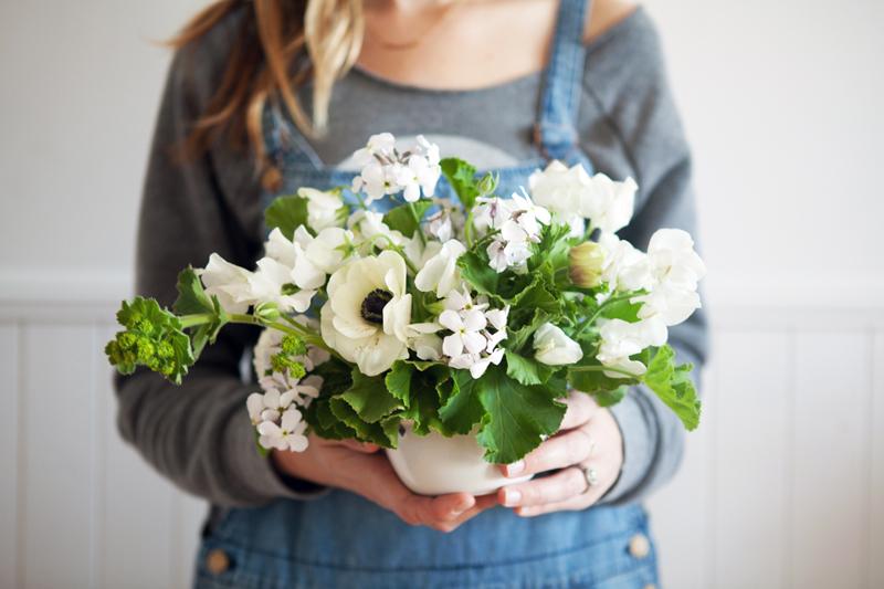 a spring flower class
