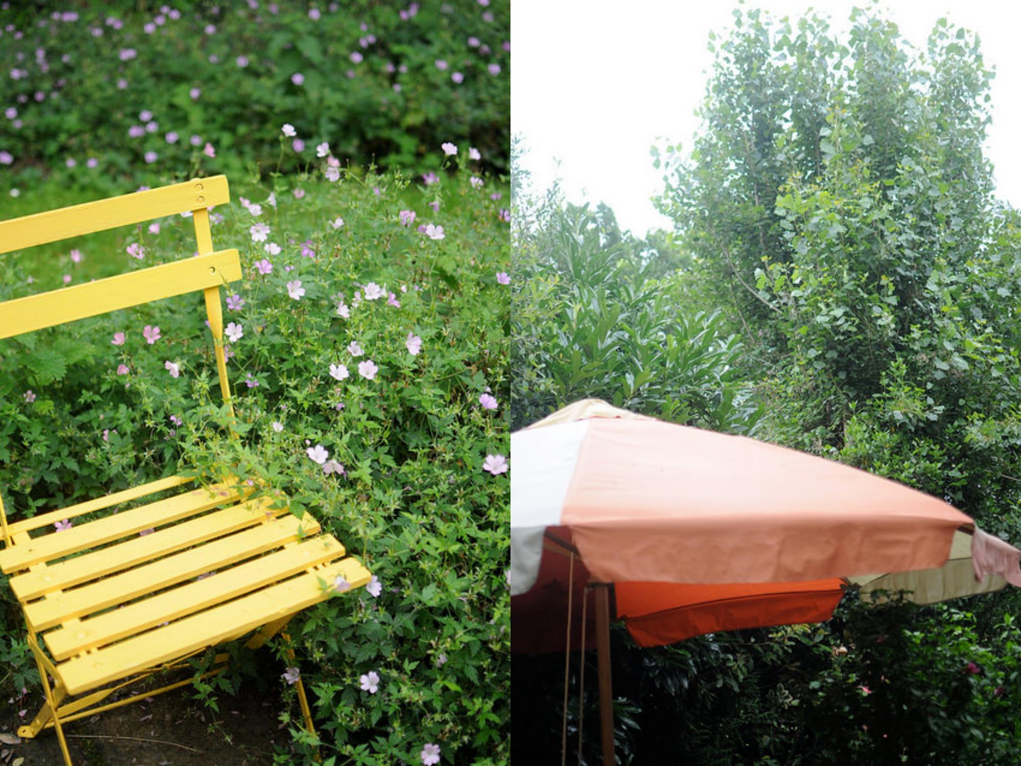 brittany garden france