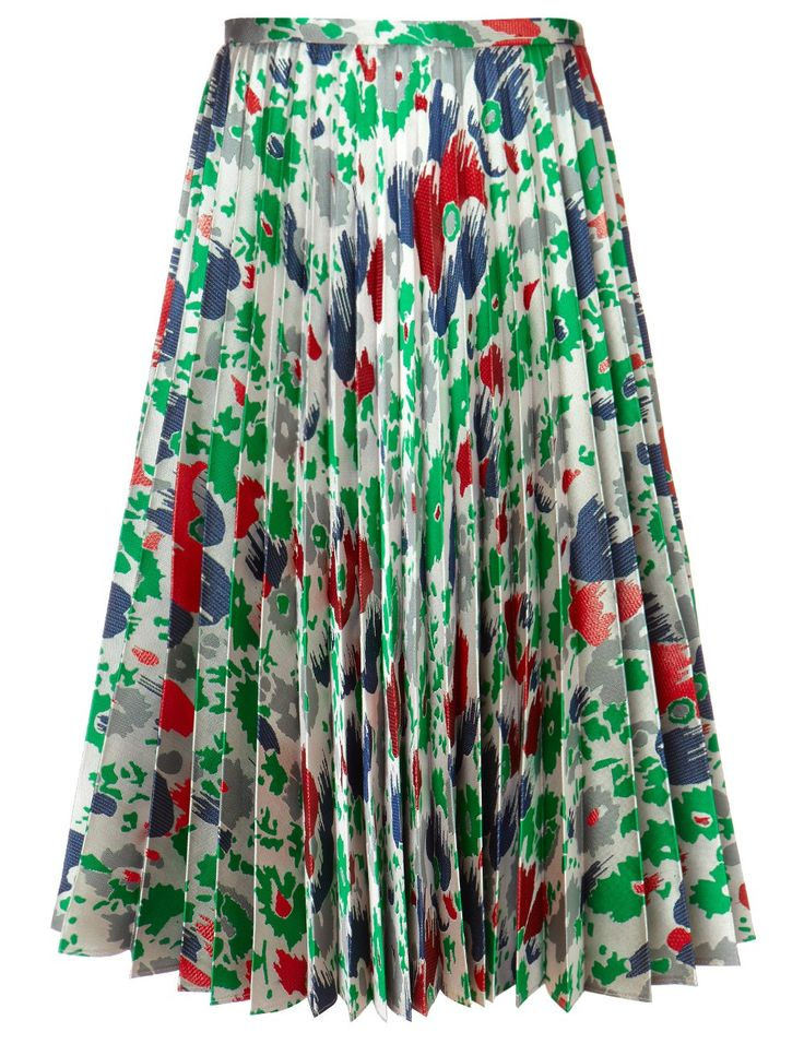 floral skirt jw anderson