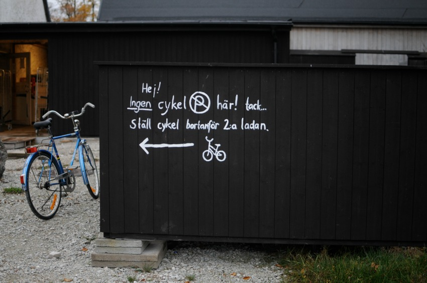 bicycle sweden