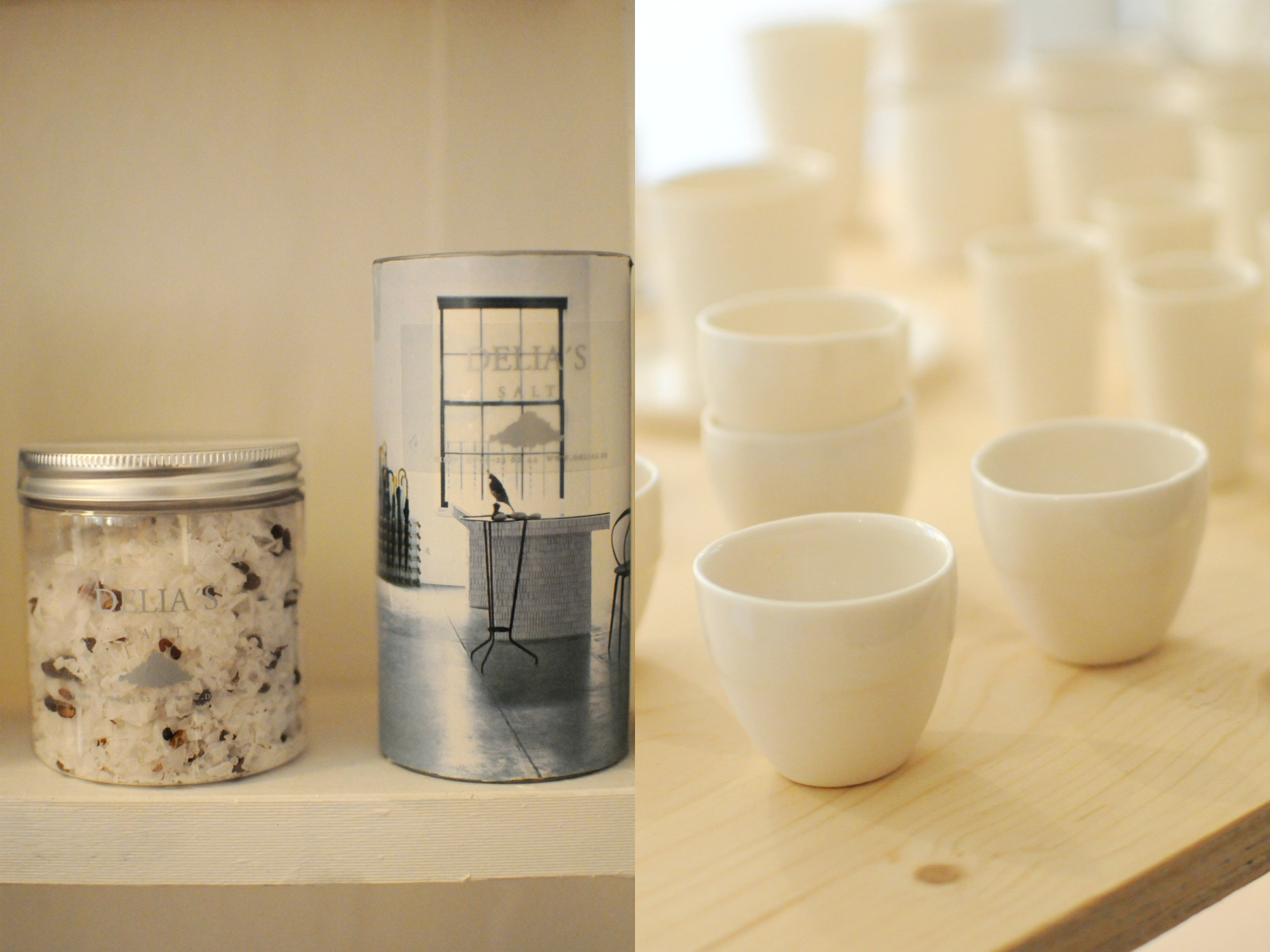 salt and ceramics