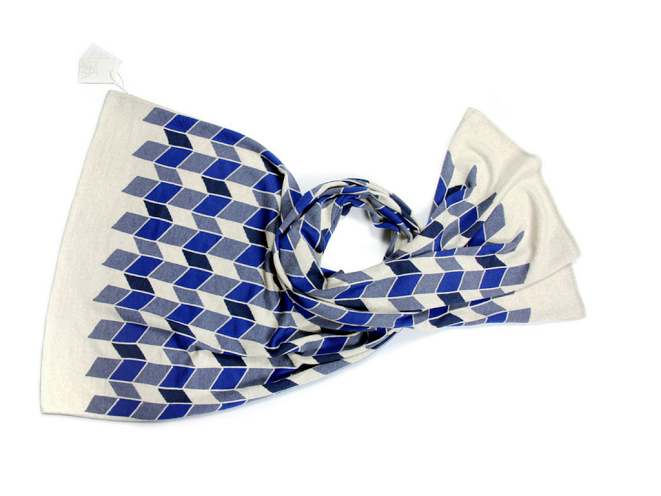 scarf instarsia
