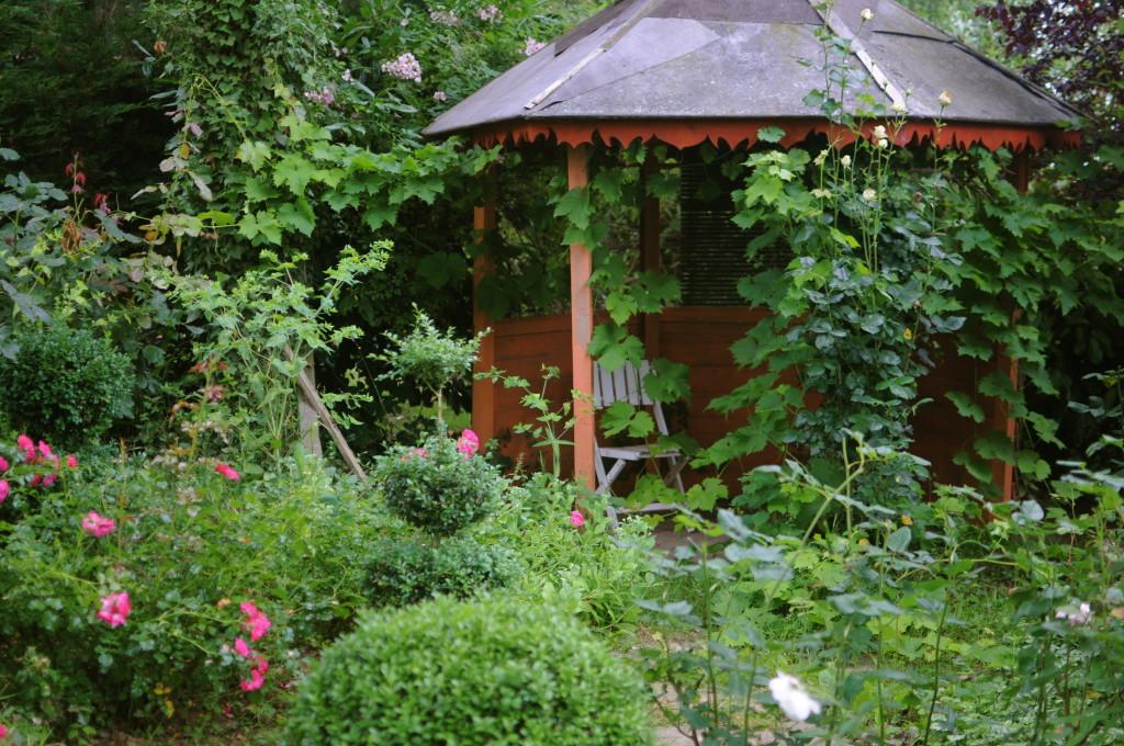 france flower garden