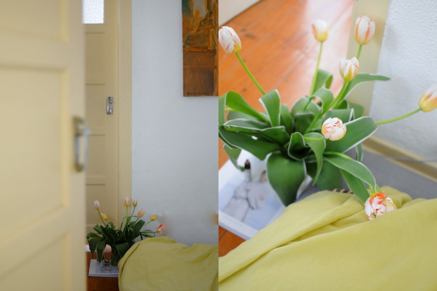bedroom alfama