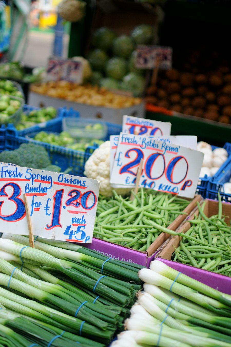 veggies brixton