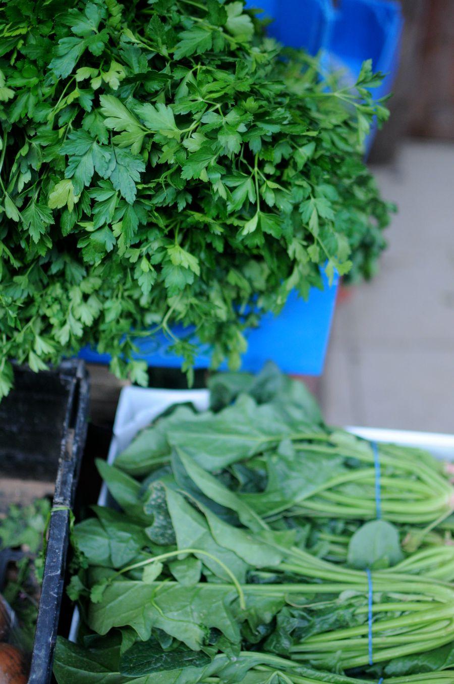 parsley brixton market