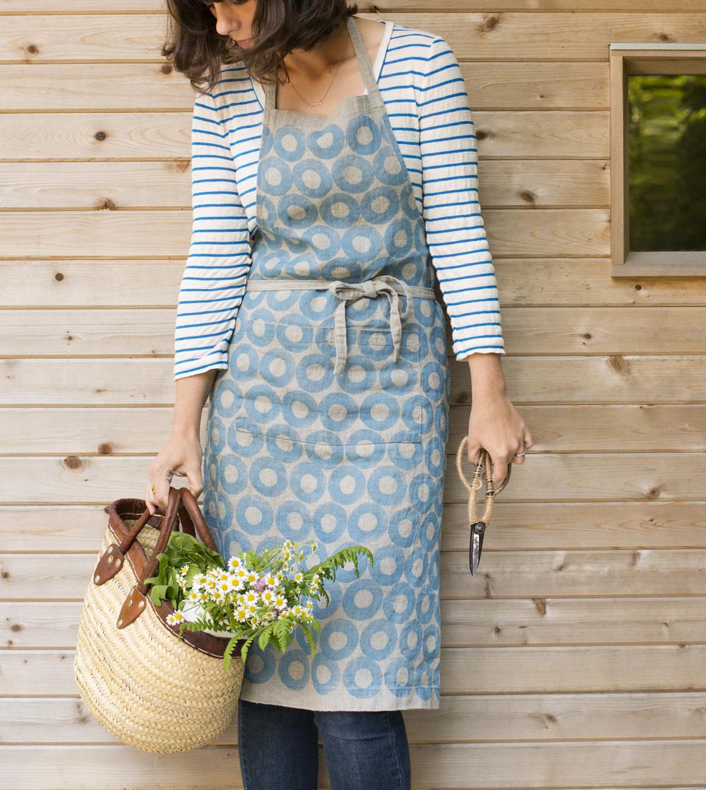 painted apron anna joyce