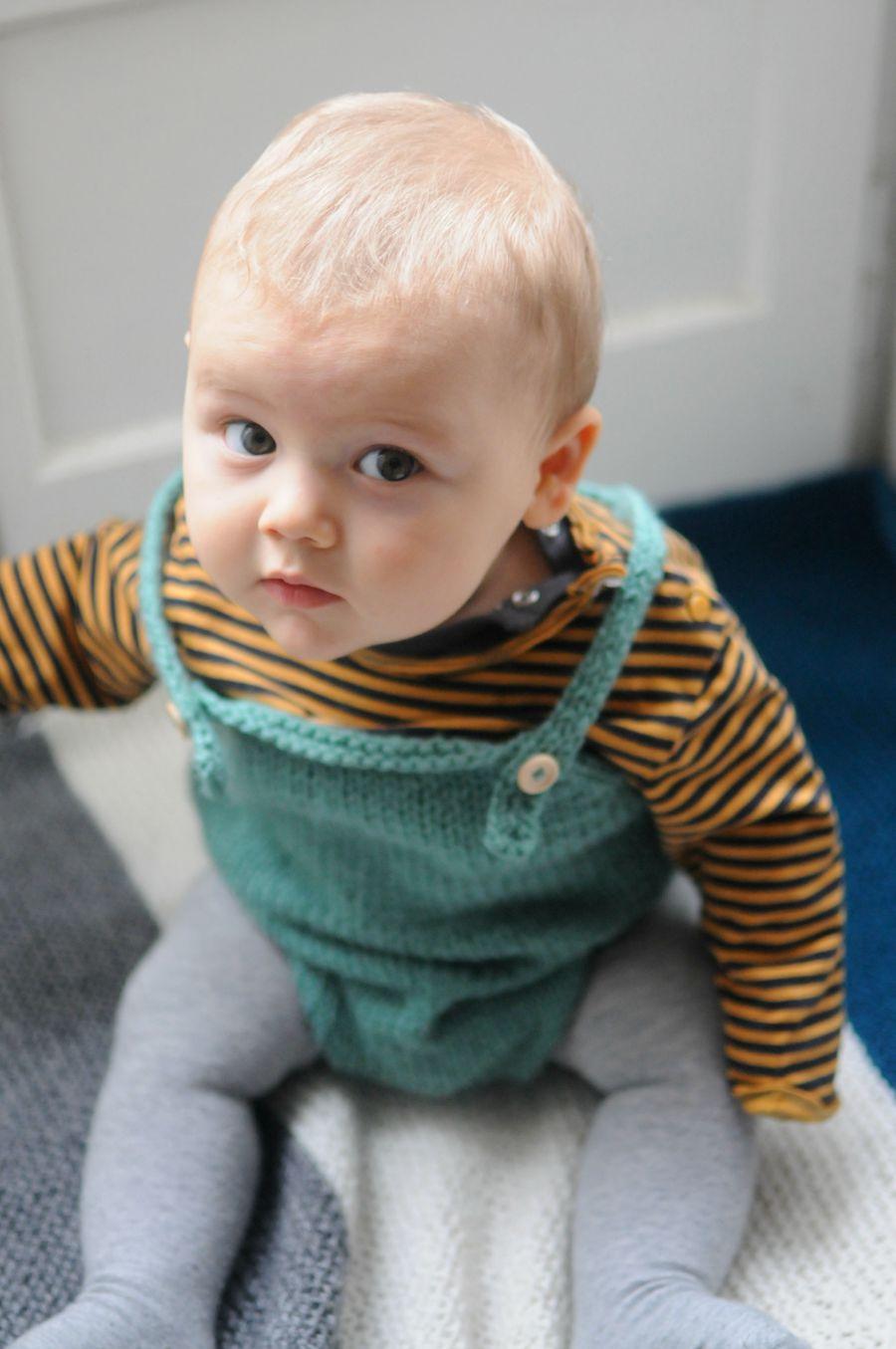handmade baby romper