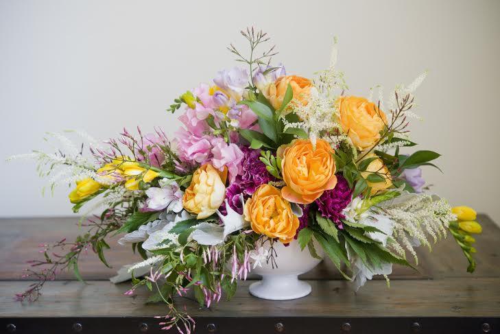 online flower class