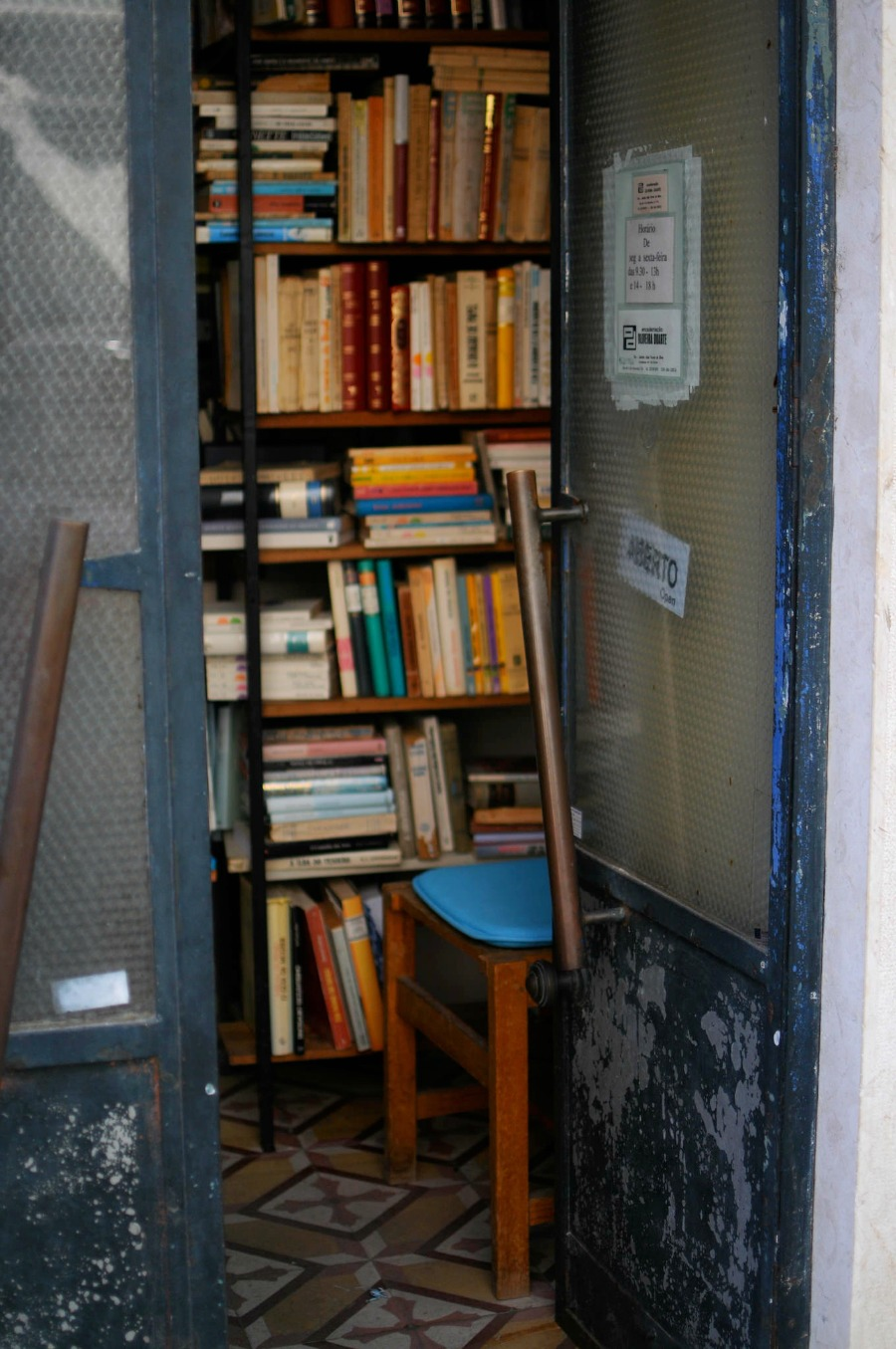 bookstore lisbon