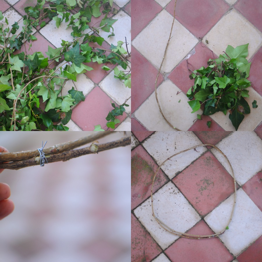 DIY Wreath Base 1