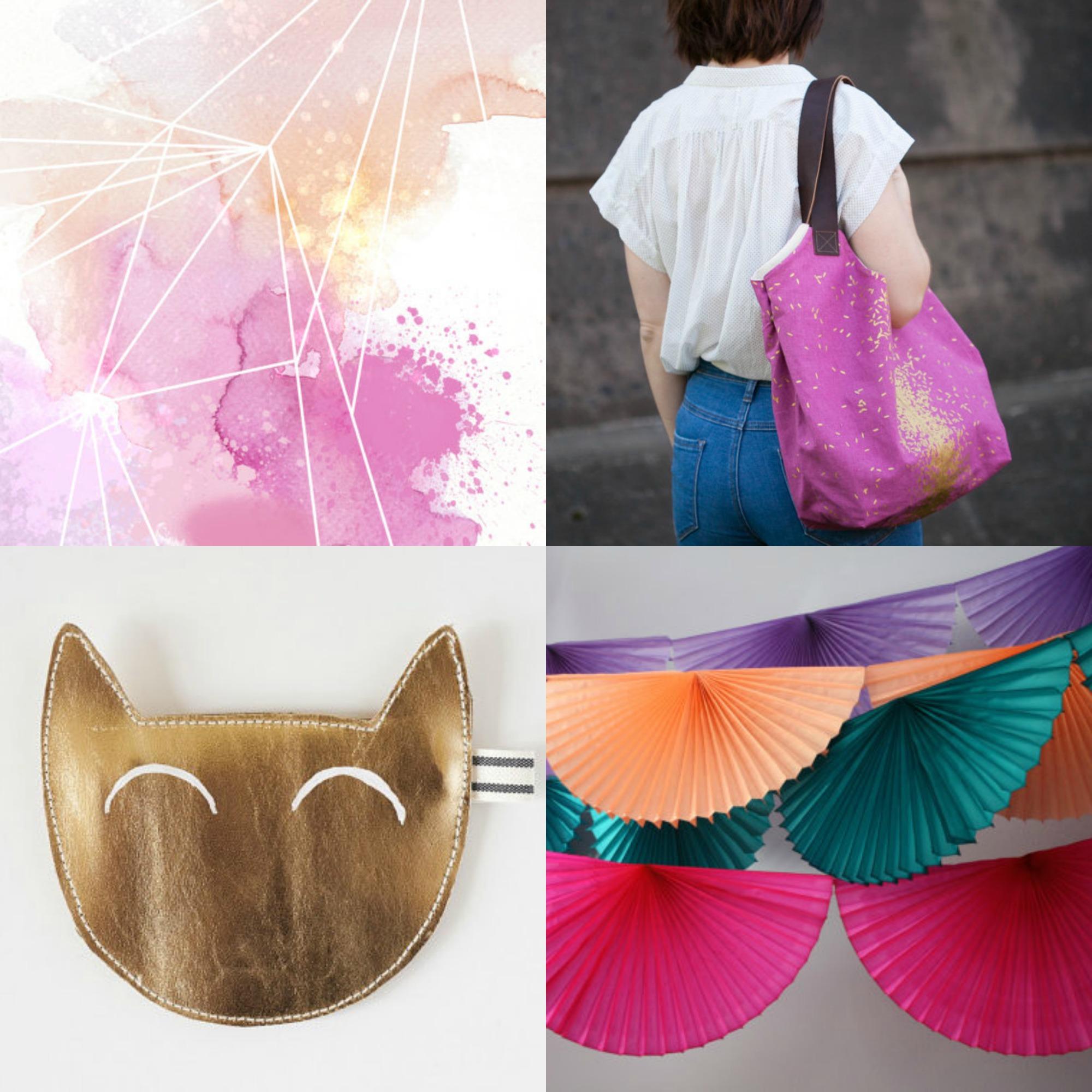 handmade gifts bright