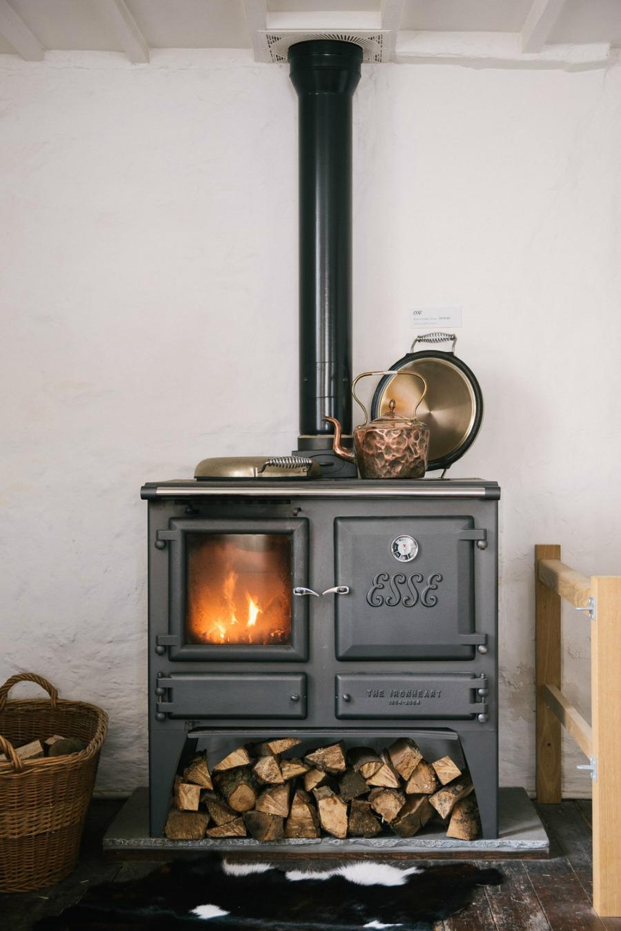 esse stove