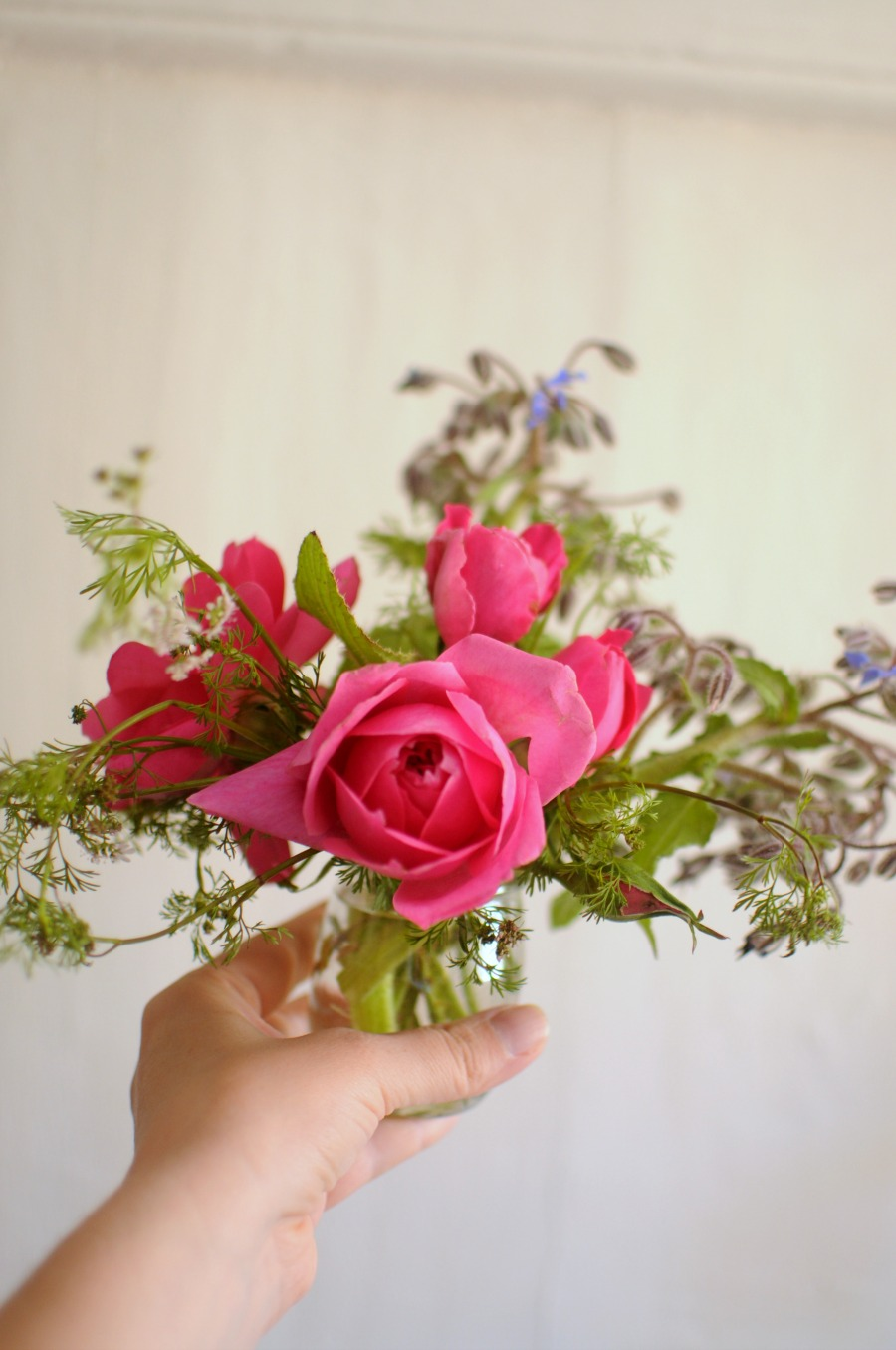 bring wilted flowers back to life